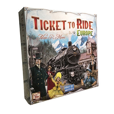 Ticket to Ride Europe (Nordic)