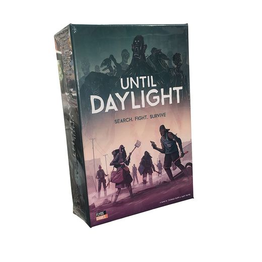 Until Daylight (ENG)