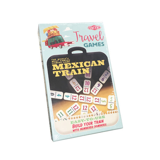 Mexican Train Domino travel (Tactic)