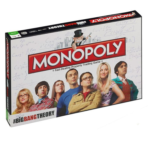 Monopoly, Big Bang Theory